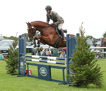 Burghley Young Event Horse Final